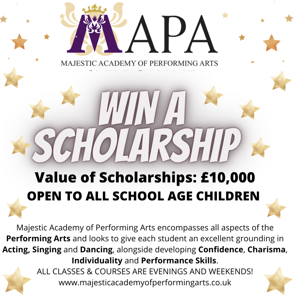 Performing Arts Scholarship - Chester