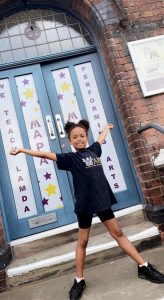 child wins scholarship in Chester